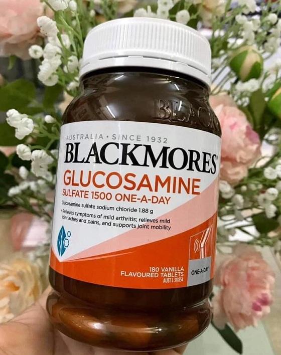 Hướng dẫn cách uống Glucosamine 1500mg theo liệu trình