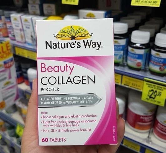 Viên uống Collagen Nature's Way có tốt không? 2