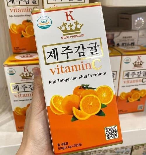 King Premium Vitamin C Jeju có tốt không?-2