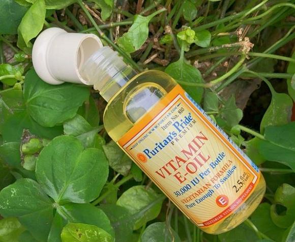 Tinh dầu vitamin E-Oil tinh khiết 30.000IU Puritan's Pride 3