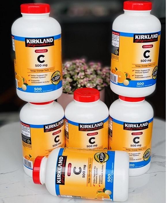 Vitamin C Kirkland có tốt không? Trẻ em dùng được không? 9